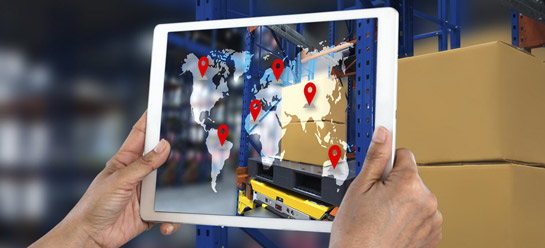 Industry solutions - Geolocation data